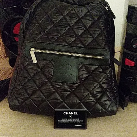 f2918fec98aa8f CHANEL Bags | Authentic Backpack Used Twice | Poshmark